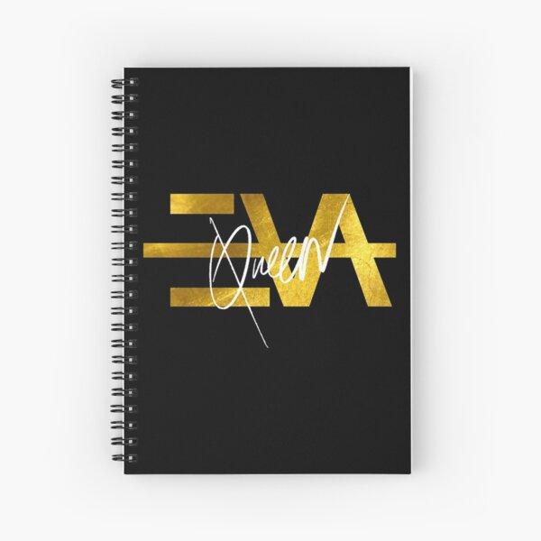 Eva Queen Logo Cahier à spirale
