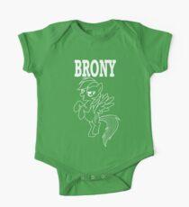 BRONY - RD (Black) Kids Clothes