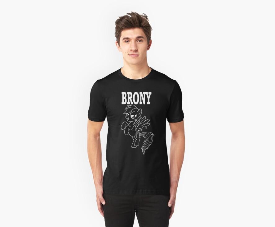 BRONY - RD (Black) by Pegasi Designs