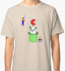 VEGETARIANISM IS MURDER Classic T-Shirt