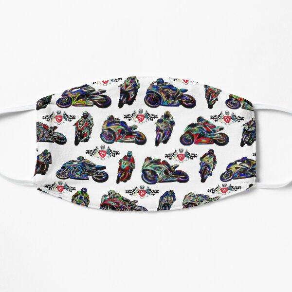 Moto GP Motorbikes Revamped 2 Mask