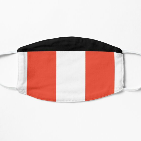 Southampton inspired design Flat Mask