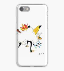 ED IN THE CLOUDS iPhone Case/Skin