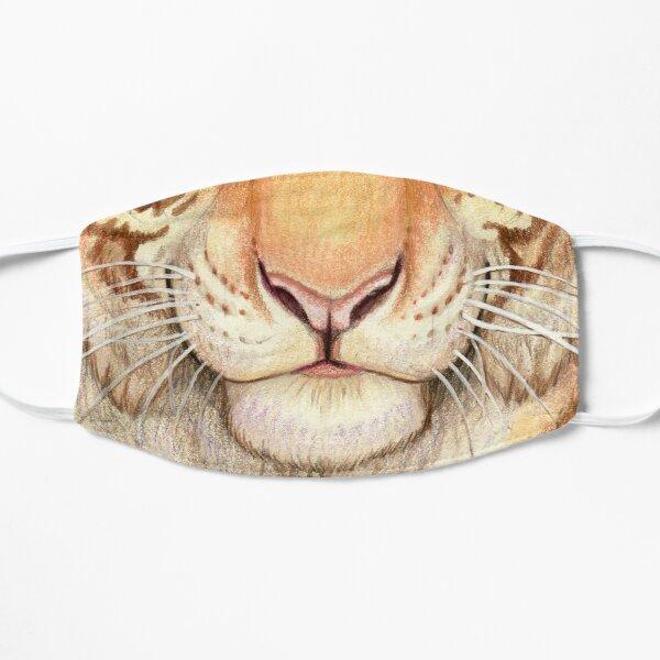 Tabby Tigress Nose Flat Mask