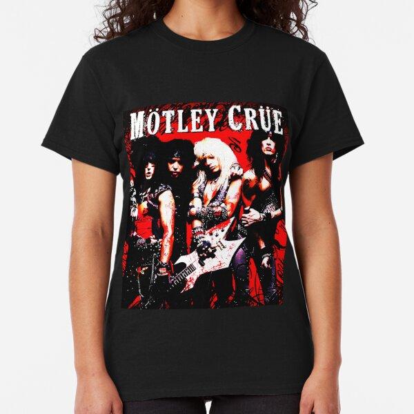 MOTLEY CRUE Classic T-Shirt