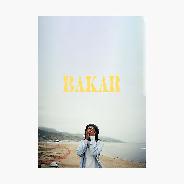 BAKAR Photographic Print