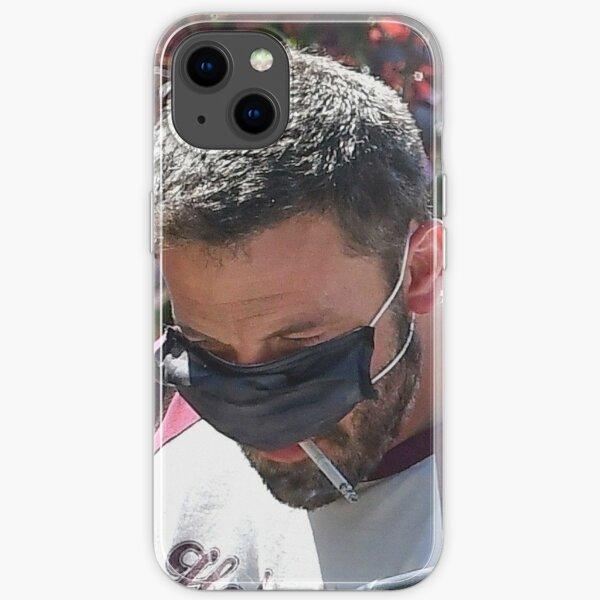 Ben Affleck Mask Extraordinaire iPhone Soft Case