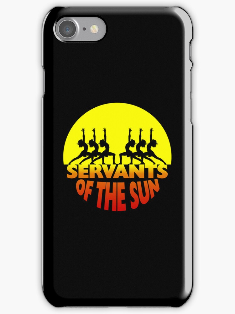 Servants of the Sun by forgottenglory