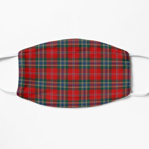 Clan MacLean Tartan Flat Mask