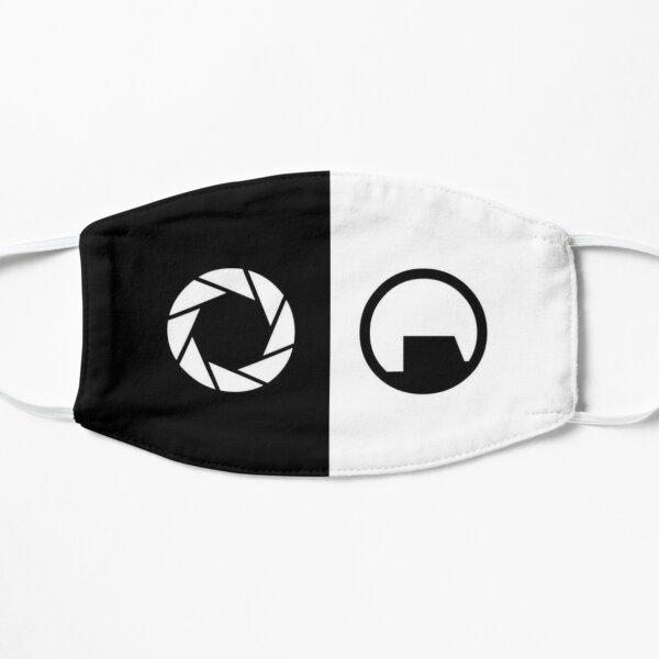 Portal Aperture Science Black Mesa Mask