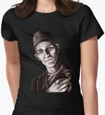 Boris Karloff - The Mummy Womens Fitted T-Shirt