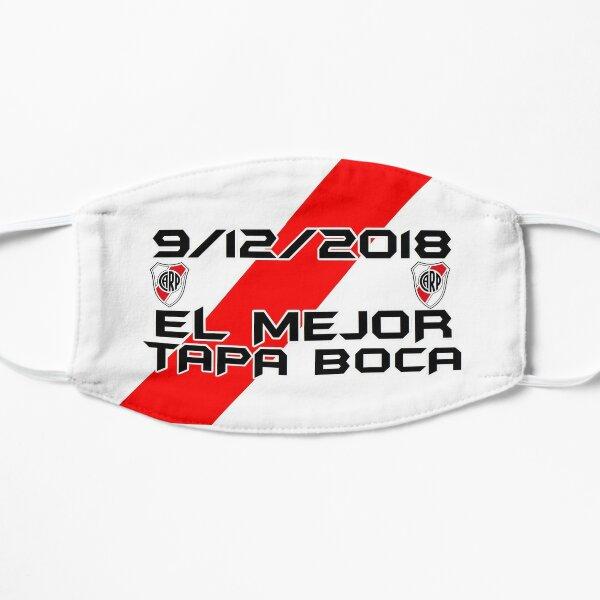 River Plate Mascarilla plana