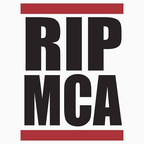 TShirtGifter presents: RIP MCA