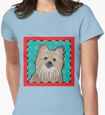 Pomeranian Cartoon T-Shirt