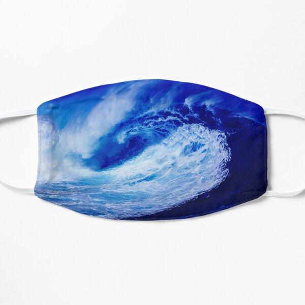 Blue Ocean Wave! Face Mask with Ocean Design Mask