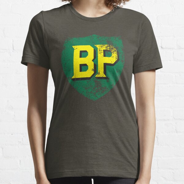 Vintage British Petroleum emblem Essential T-Shirt