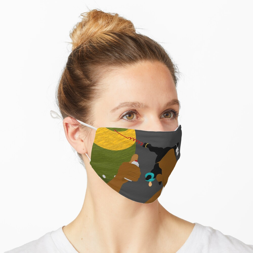 Do We Have A Problem Mask