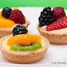 Fruit Tarts by joelleherman