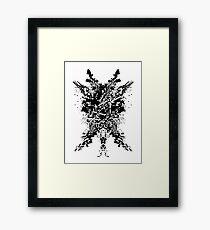 Abstract no. 7 Framed Print