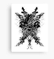 Abstract no. 7 Canvas Print