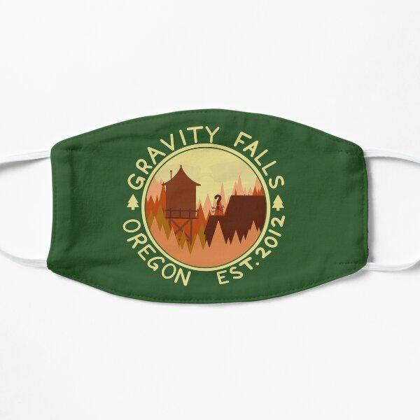 Take A Trip To Gravity Falls! Flat Mask