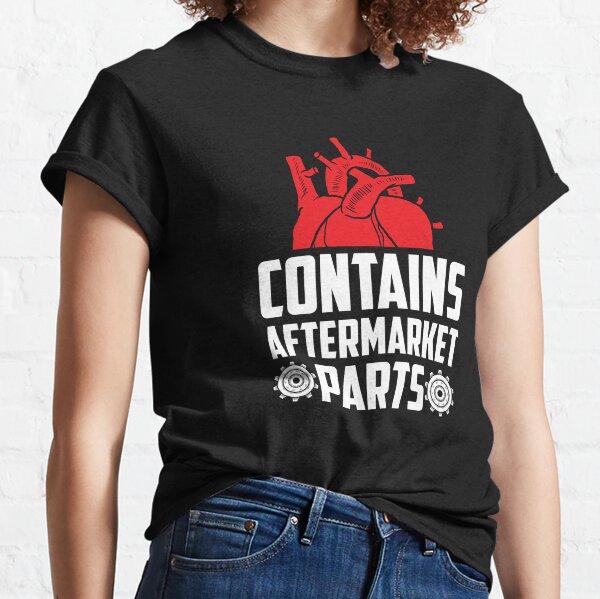 Marcapasos anatómico Heart Conware Surgery Gift Camiseta clásica