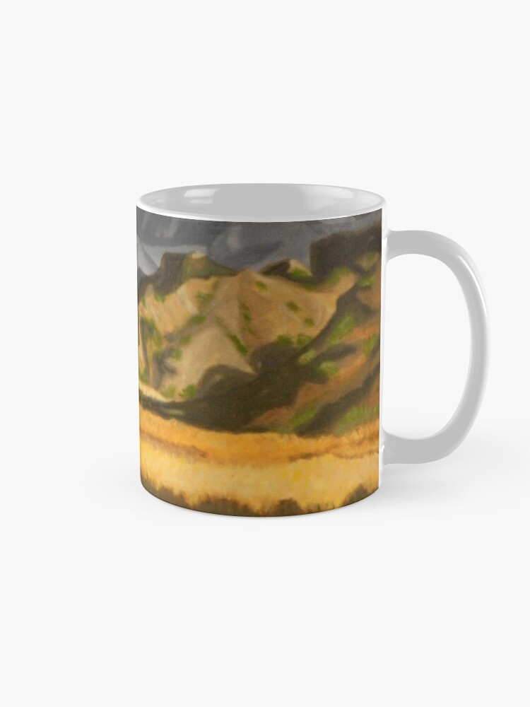 Alternate view of Arizona Mountains Mug
