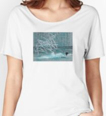 catch the wind Women's Relaxed Fit T-Shirt