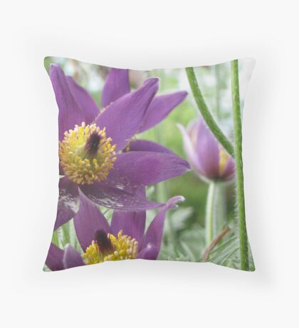 Uniquely Beautiful Throw Pillow