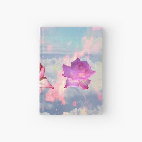 Rose Sky Hardcover Journal