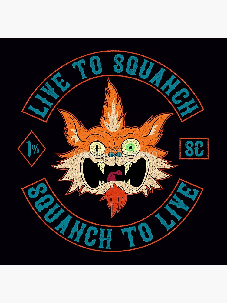 Squanch Club by Donot