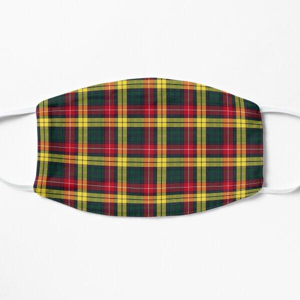 Clan Buchanan Tartan Flat Mask