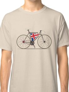 Love Bike, Love Britain Classic T-Shirt