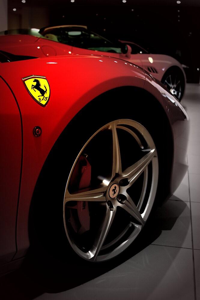 Ferrari 458 italia by Andrew Cooper