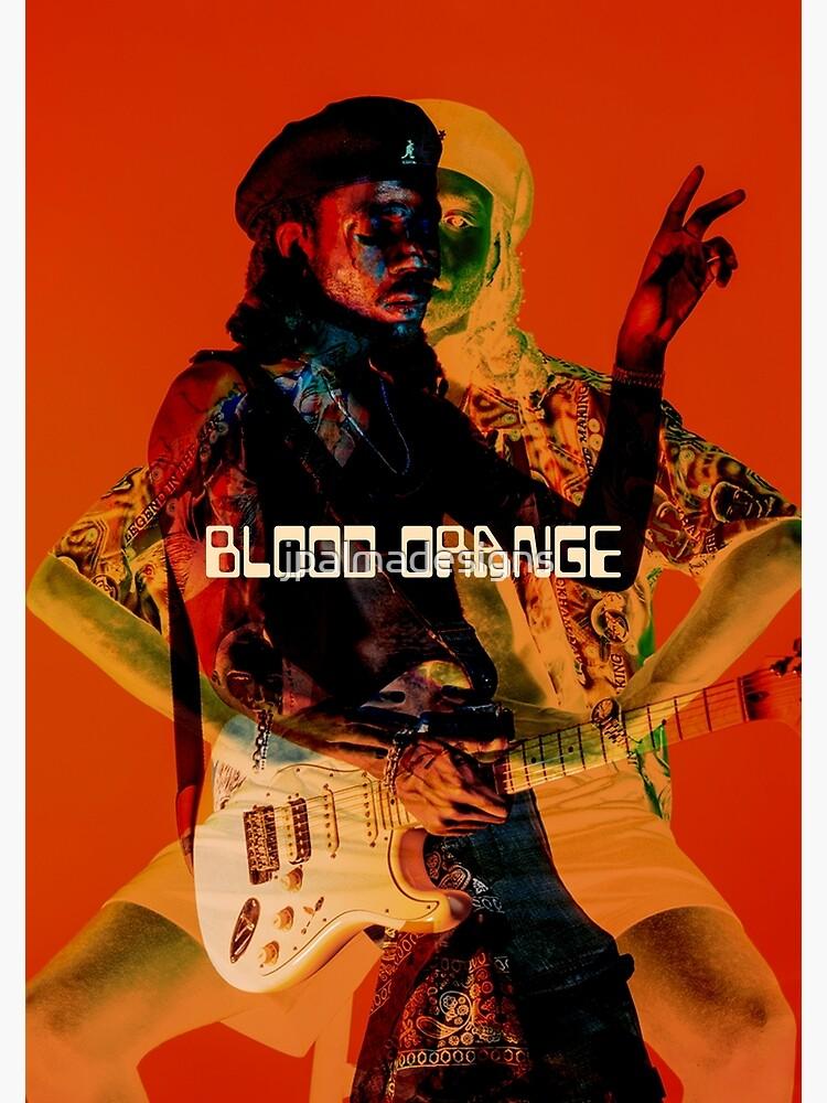 BLOOD ORANGE by jpalmadesigns