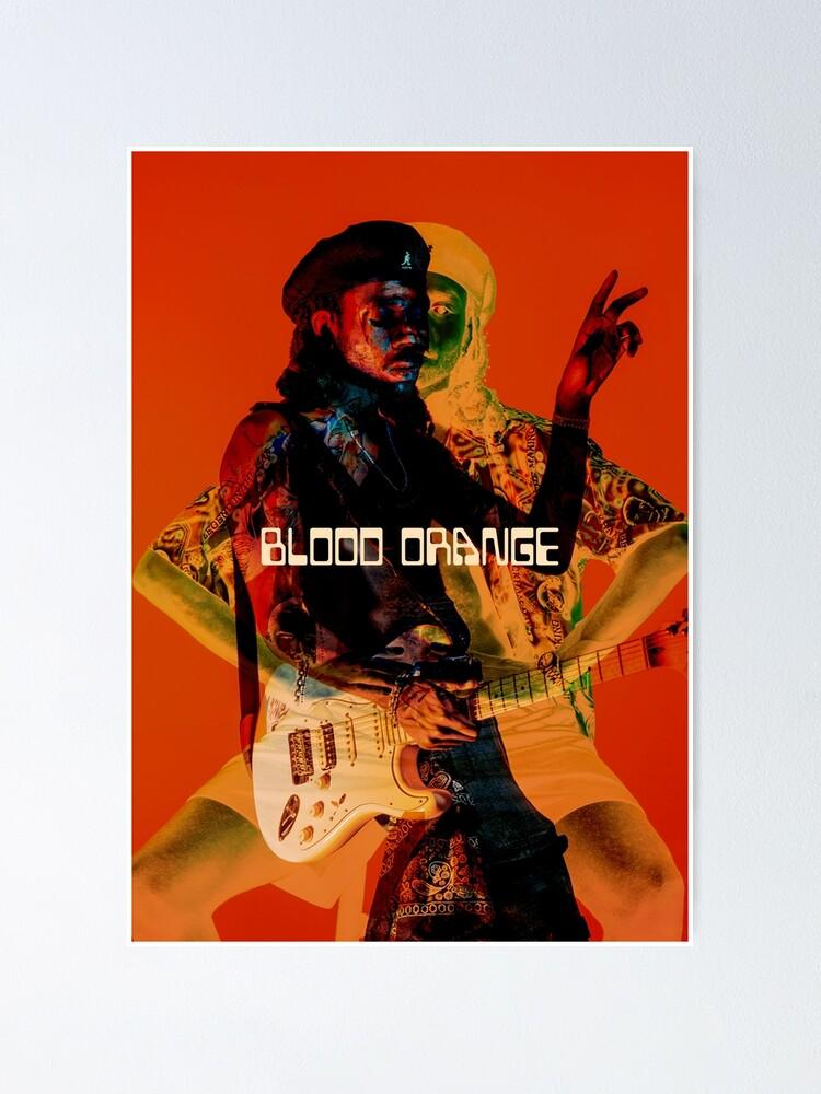 Alternate view of BLOOD ORANGE Poster
