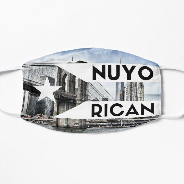 "New York PR Flag / ""Nuyorican"" Flat Mask"