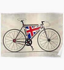 Love Bike, Love Britain Poster
