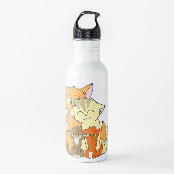 Firestar's happy family Water Bottle
