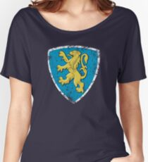 Classic Peugeot lion badge Women's Relaxed Fit T-Shirt