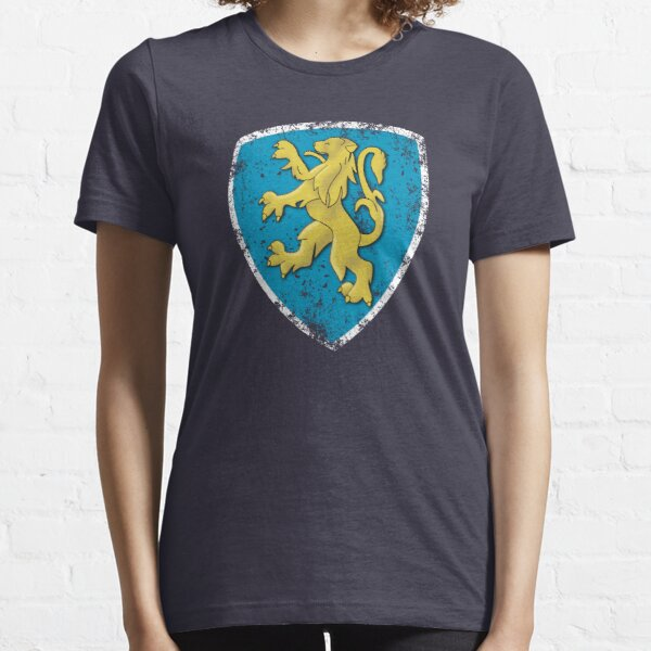 Badge de lion classique Peugeot T-shirt essentiel