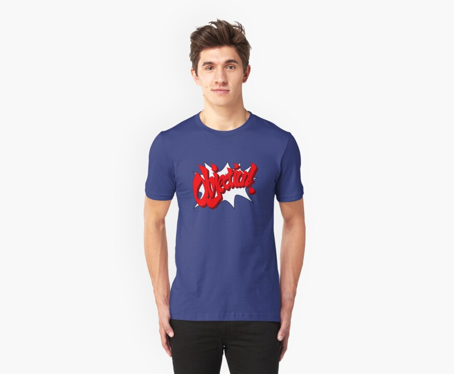Objection! by Shirt Boy