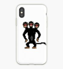 Look behind you! (Monkey Island) iPhone Case