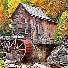 Old Mill  by kentuckyblueman
