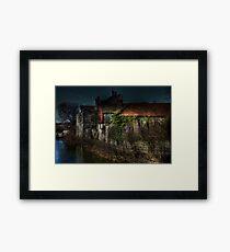 Arch Bishops Palace  Framed Print