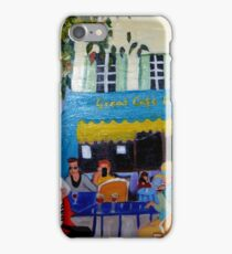 Le Grand Cafe Riche iPhone Case/Skin