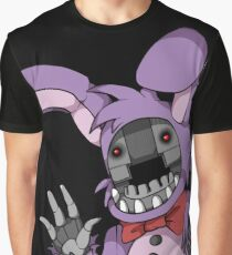 Dismantled Bonnie Graphic T-Shirt