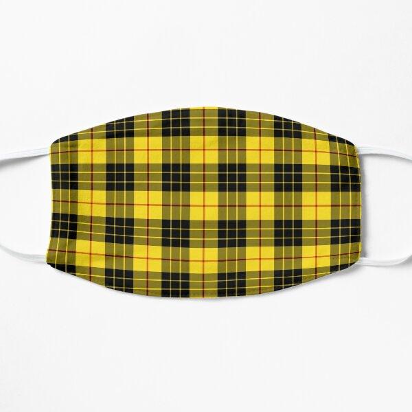 Clan MacLeod Tartan Flat Mask