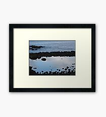 Wells, Maine Reflections Framed Print