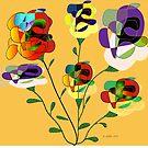 Flower Harvest by IrisGelbart